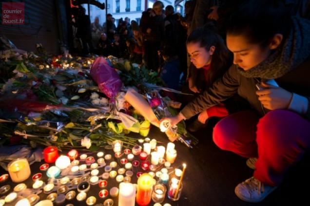 Attentats de Paris<br/>Vendredi 13 novembre 2015
